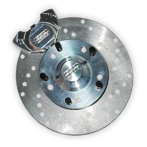 aerospace front brakes