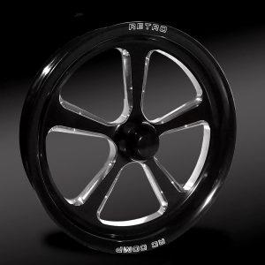 retro wheel