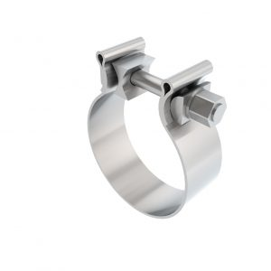 Stainless Steel AccuSeal Clamp