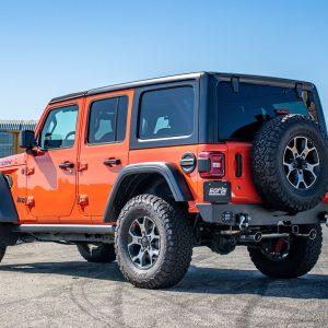 Borla Jeep
