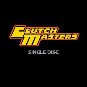 Clutch Masters Single Disc